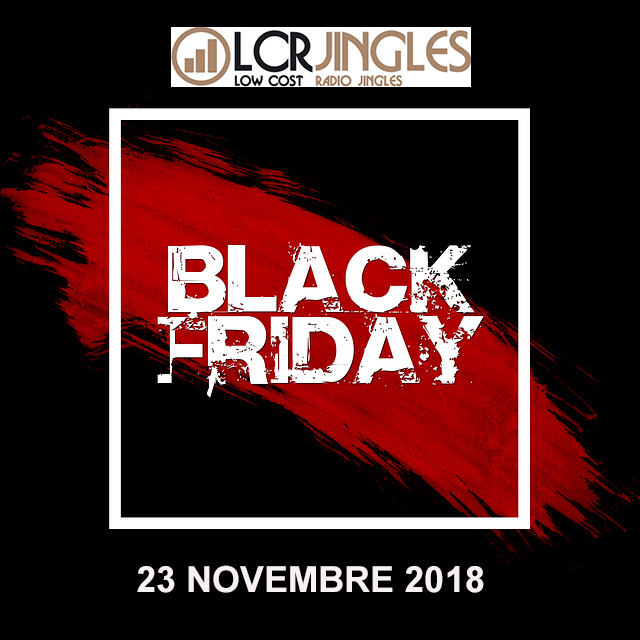Black Jingles Friday